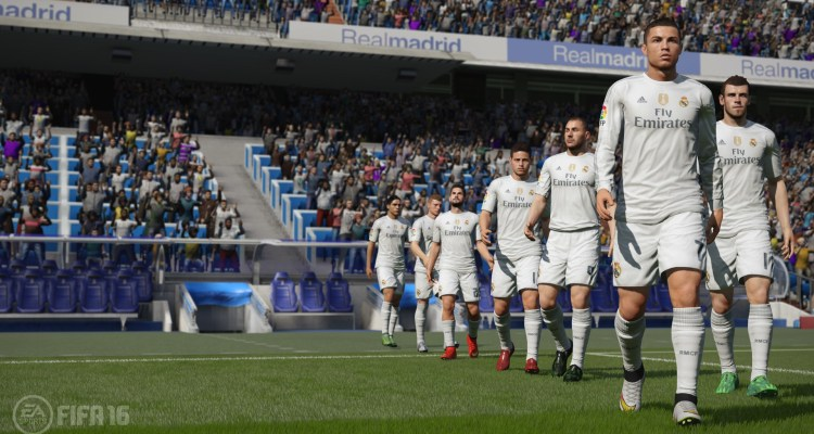 EA Sports becomes official videogame partner of Real Madrid C.F.