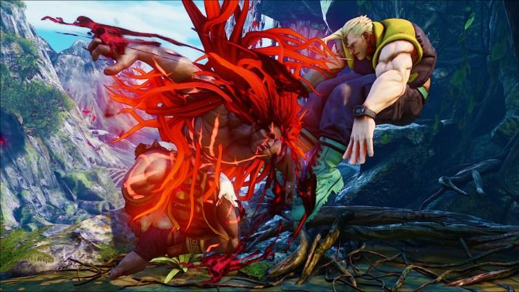 Street Fighter V: Necalli - Slash