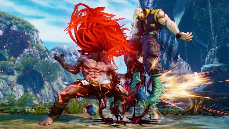 Street Fighter V: Necalli - Stomp