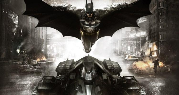 Se relanzará Batman: Arkham Knight para PC el 28 de octubre