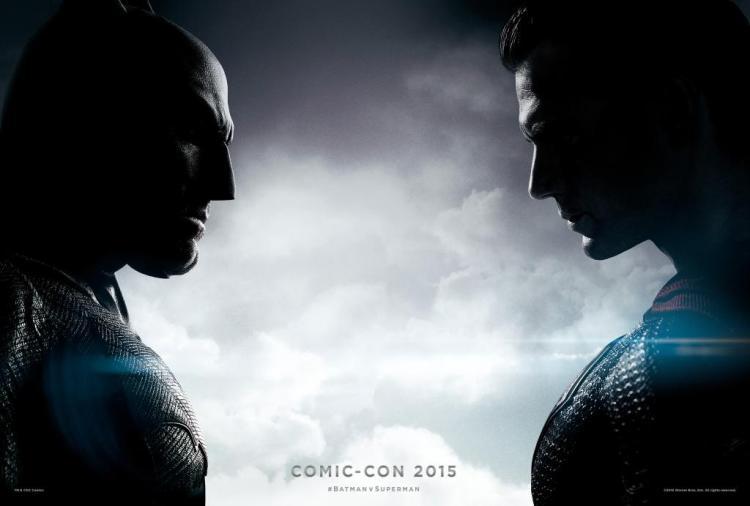 SDCC 2015: New 3-minute trailer of Batman v Superman: Dawn of Justice