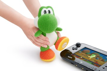 The Nintendo 3DS and Wii U lineup for the remainder of 2015 is here - Mega Yarn Yoshi