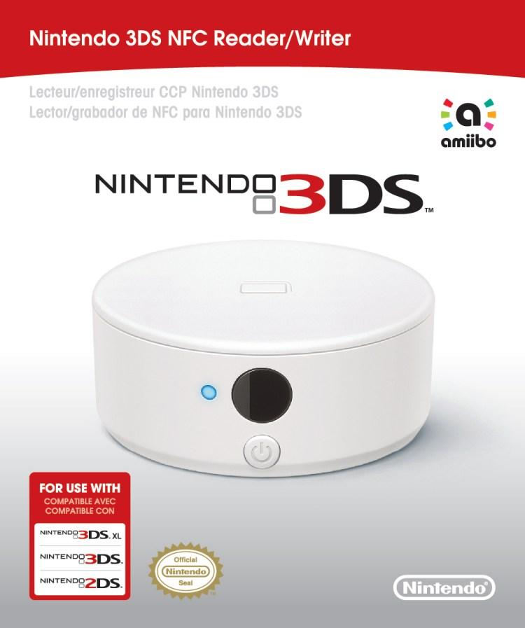 Nintendo 3DS NFC Reader/Writer