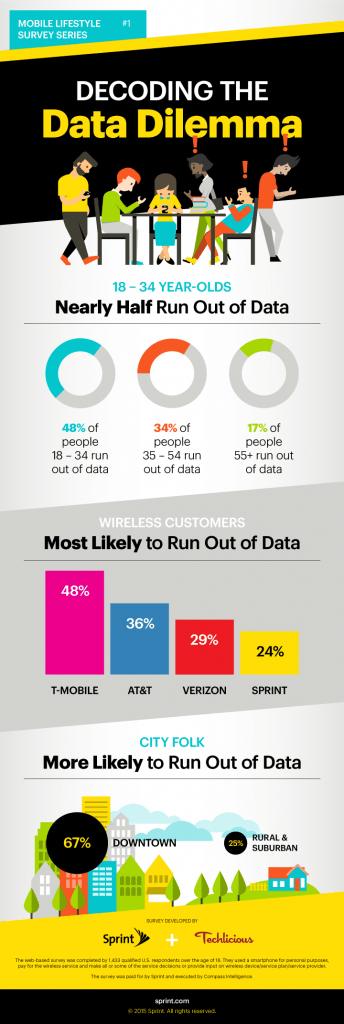 Sprint Survey (Infogram)