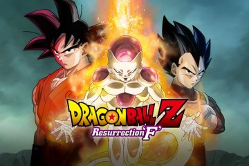Dragon Ball Z: Resurrection F is among the top 10 highest-grossing anime films in North America