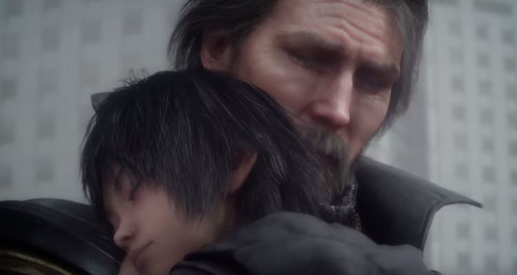Square Enix introduces the backstory for Final Fantasy XV
