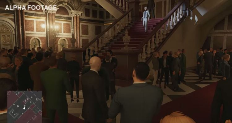 "Square Enix releases gameplay trailer of Hitman's ""Showstopper"" mission"
