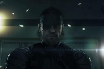 Cómo Kojima se despide con el nuevo avance de MGS5: The Phantom Pain