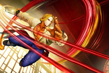 Vega is coming to Street Fighter V