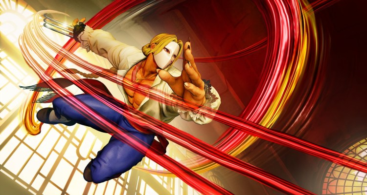 Vega llega a Street Fighter V