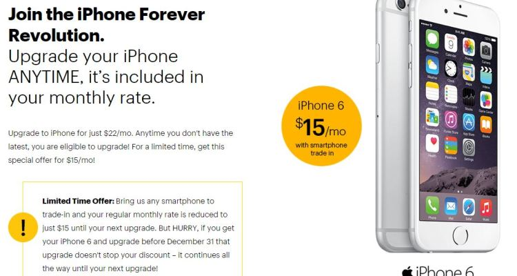 Sprint announces its new iPhone Forever promotion