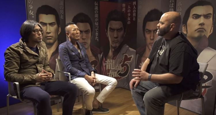 The Yakuza 5 Developer Interview with Gio Corsi continues