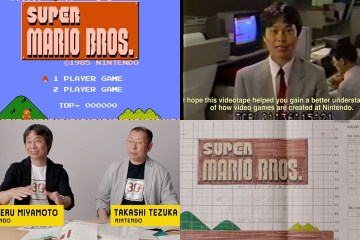 Feliz 30 aniversario, Super Mario Bros.