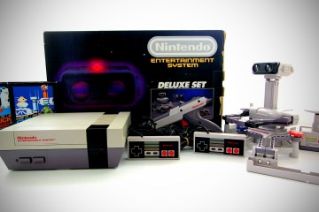Happy 30th Anniversary, NES!
