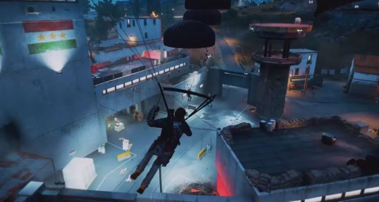 Square Enix shows us Rico on a mission in Just Cause 3