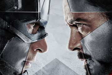 Marvel releases the first trailer of Captain America: Civil War