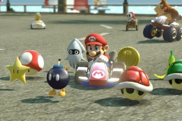 Disney XD will present Clash of Karts: Mario Kart 8