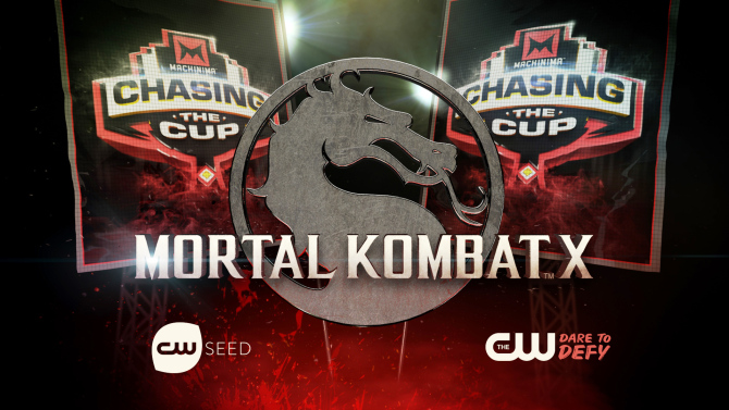 """Series special """"Mortal Kombat X: Machinima's Chasing the Cup"""" is coming to CW"""
