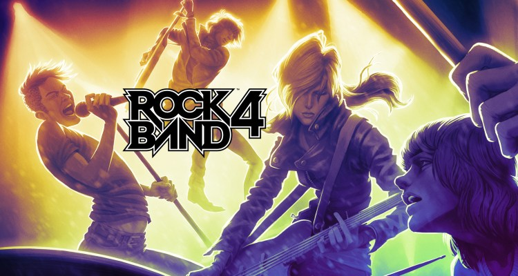 Harmonix lets players export Rock Band 1 songs into Rock Band 4