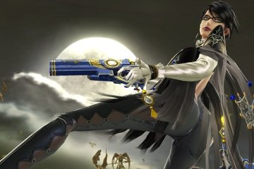 Bayonetta and Corrin are coming to Smash on February 3rd