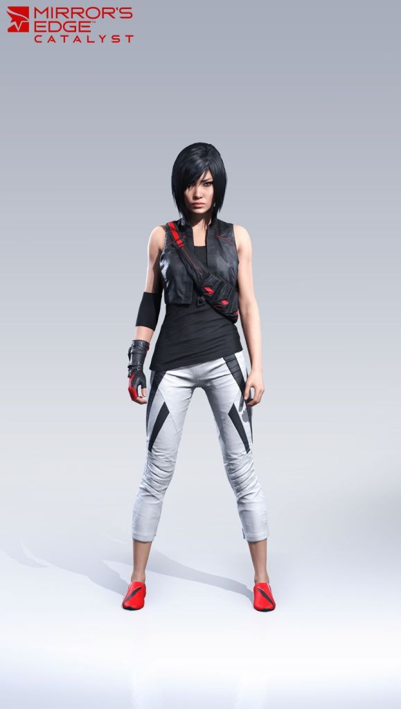 Faith Connors / Mirror's Edge Catalyst