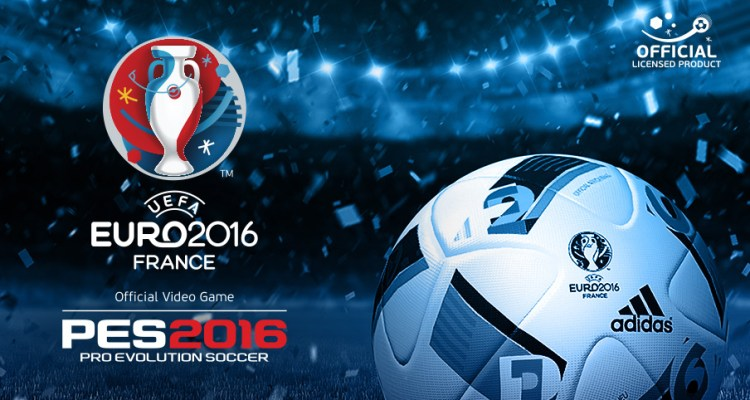 UEFA Euro 2016 DLC is coming to Pro Evolution Soccer 2016 on March 24