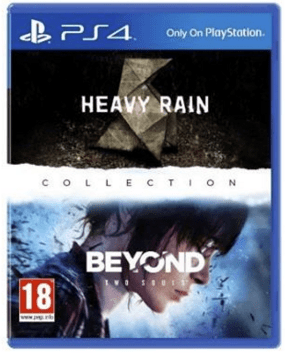 Heavy Rain and Beyond: Two Souls Collection for PS4 is coming to retail worldwide, except in North America