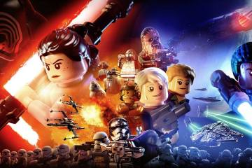 WBIE & TT Games announce Lego Star Wars: The Force Awakens