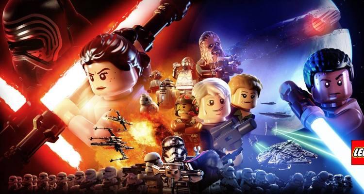 WBIE & TT Games announce Lego Star Wars: The Force Awakens