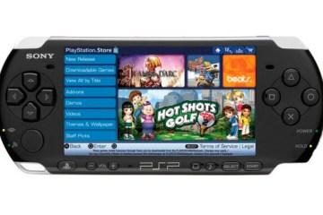 Sony va a cerrar acceso a la tienda PlayStation del PSP en América del Norte