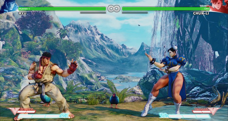 Capcom will bring SteamOS support for Street Fighter V this Spring