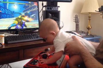Un bebé de seis meses vence el modo de historia de Birdie en Street Fighter V