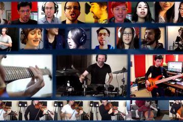 Varios YouTuberos se unen para hacer un bellísimo arreglo de Liberi Fatali de FF7