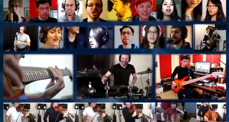 YouTubers unite to make a beautiful arrangement of FF VIII's Liberi Fatali