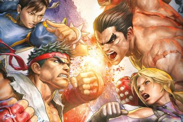 Tekken x Street Fighter is currently on hold