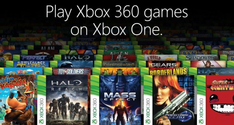 Xbox One now supports backward compatibility for Xbox 360 mullti-disc games
