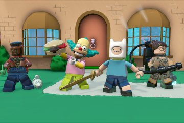 Lego Dimensions brings new characters from 16 franchises