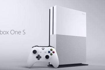 Microsoft en E3 2016: Xbox One S