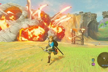 Monolith Soft está cooperando con Nintendo en The Legend of Zelda: Breath of the Wild