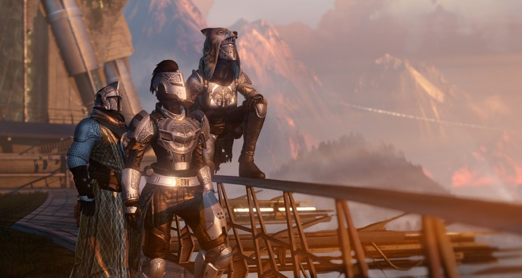 Bungie will reveal Destiny's new adventure next week
