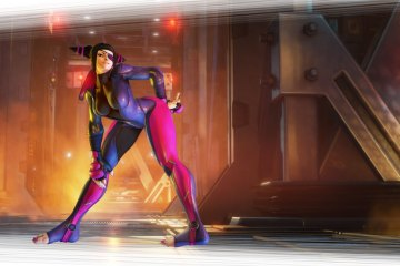 Juri is coming to Street Fighter V
