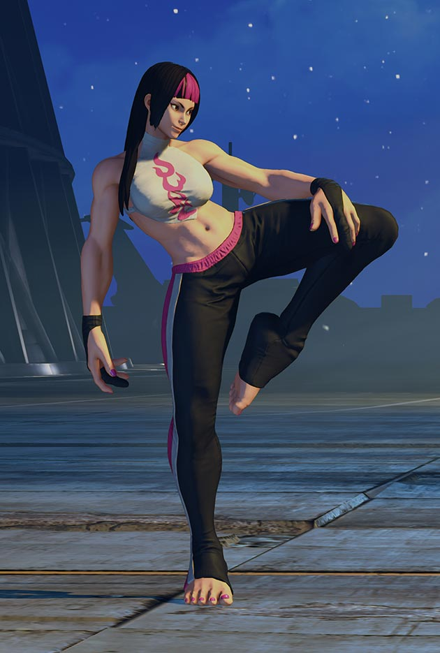 Juri - Premium Battle Costume