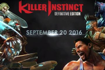 Microsoft anuncia Killer Instinct: Definitive Edition para Xbox One