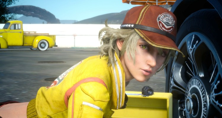 FFXV will be first half open world and second half linear