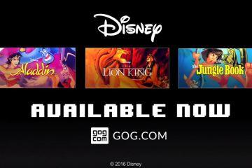 Tres juegos 16-bit clásicos de Disney llegan a GOG