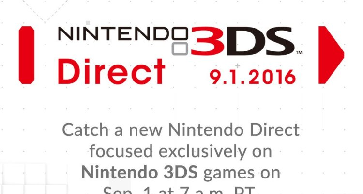 Nintendo 3DS Direct