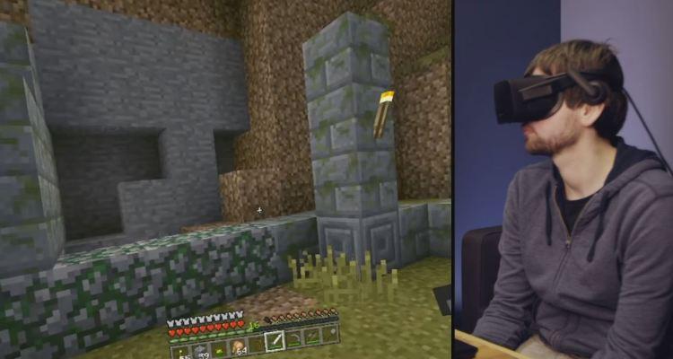 Minecraft: Windows 10 Edition update adds support for Oculus Rift
