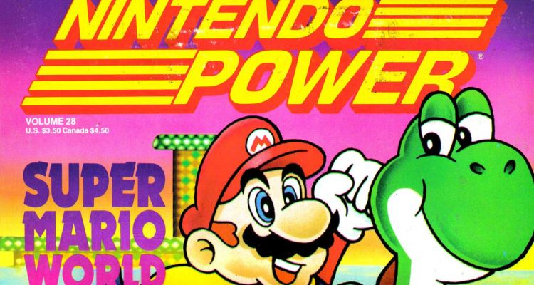 Nintendo removes Nintendo Power colection from Internet Archive