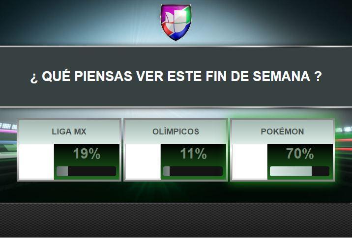 Liga MX vs Olímpicos vs Pokémon
