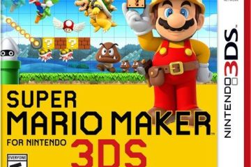 Super Mario Maker para Nintendo 3DS